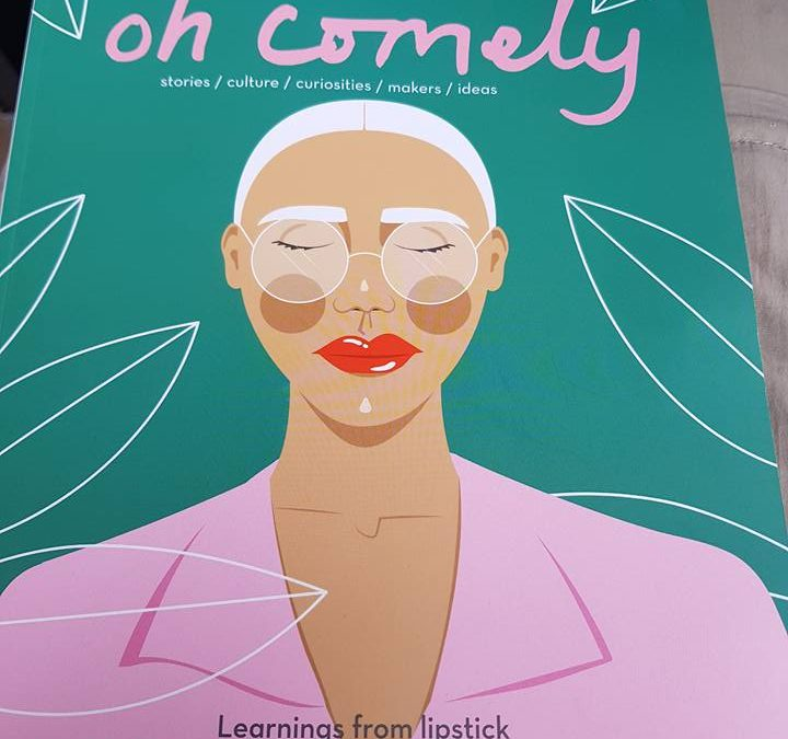 Curing a phobia is faster than you think so the editor for Oh Comely Found out