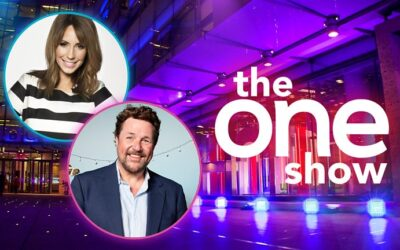 Curing A Fear Of Public Speaking On The BBC's One Show, April 21st 2021.