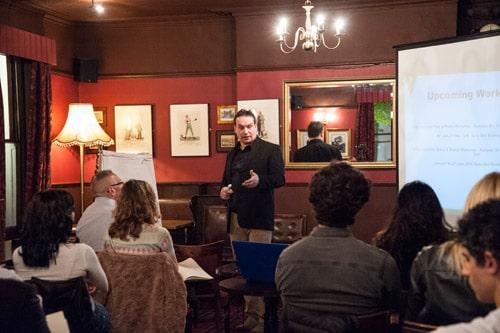 Christopher Paul Jones 2 day workshop