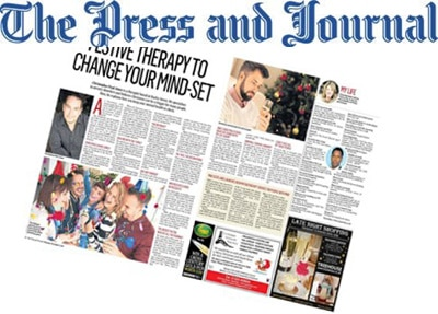 Christopher Paul Jones in The Press and Journal