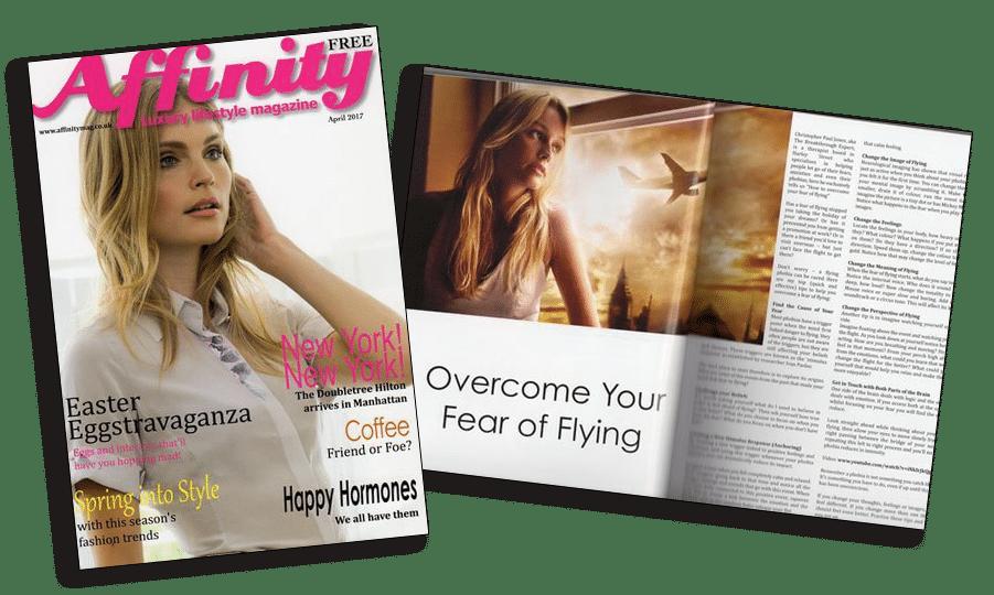 Christopher Paul Jones in Affinity magazine