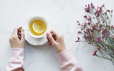 Can afternoon tea help with anxiety?