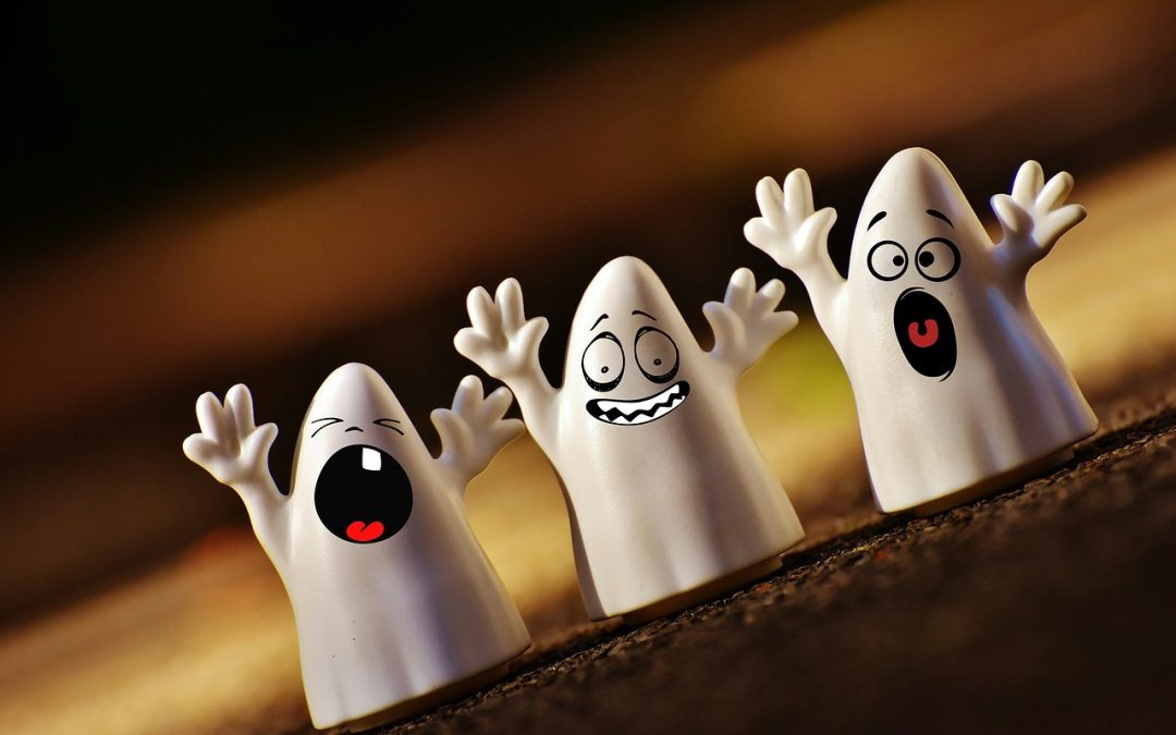 How to handle a Halloween Phobia.