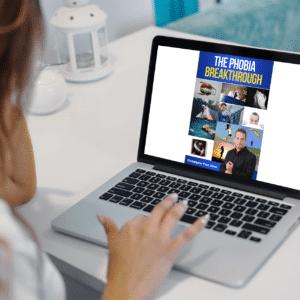 mockup of a woman working on a macbook 2316 el1 3