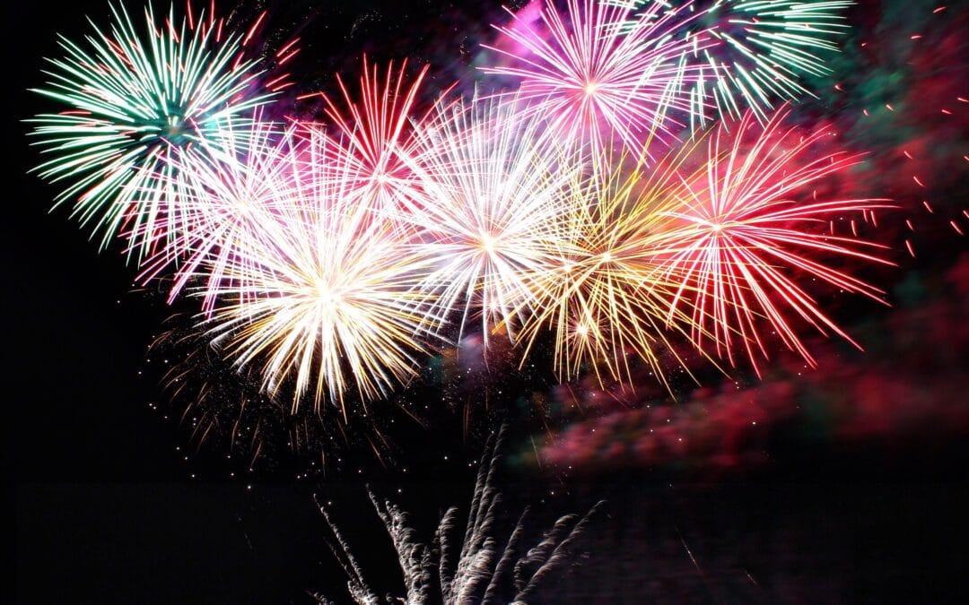 How To Handle Loud Noises This Bonfire Night (For Anxiety, PTSD, CPTSD.)