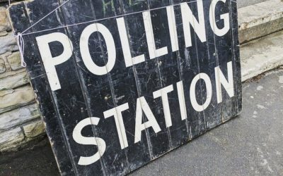 Are you stressed out by the General Election?  My tips on surviving on the 12th December.