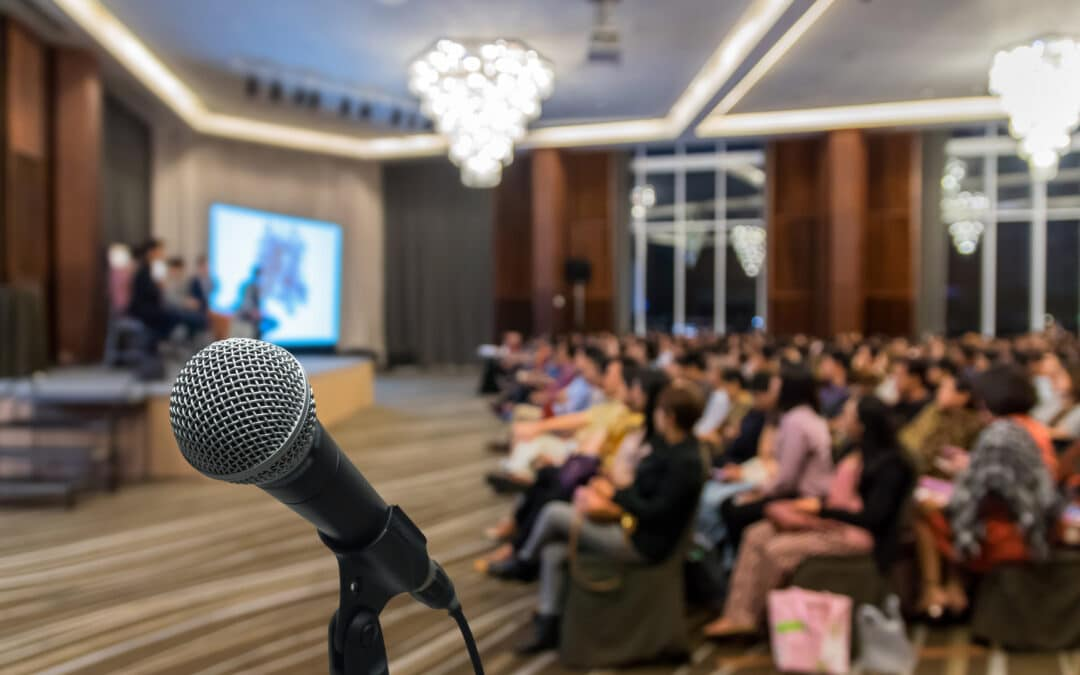 3 tips to confident public speaking with Christopher Paul Jones.