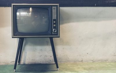 Television and anxiety. How to handle it. With Christopher Paul Jones.