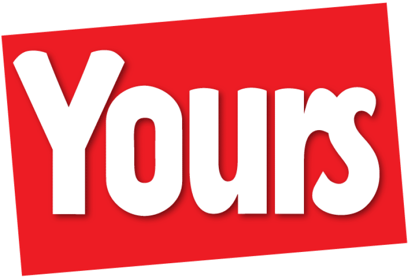 yours magazing logo large